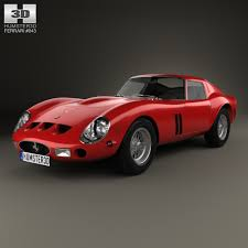 250 gto interior 250 gto series i with hq interior 1962 by humster3d