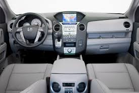 2008 Honda Pilot Information And Photos Zombiedrive