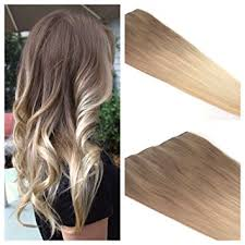ombre hair extensions ombre hair 22 ash ombre clip in hair