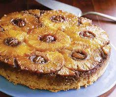 fresh pineapple upside down cake recipe pineapple cake
