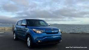 kia cube 2015 review 2015 kia soul ev with video the truth about cars