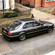bmw e38 silver us bmw e38 pinterest bmw