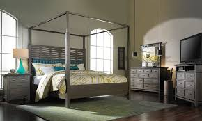 soho loft queen canopy bed the dump america u0027s furniture outlet