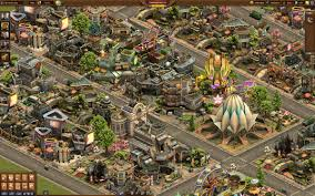 event city halloween forge of empires us forge of empires videos gamespot video