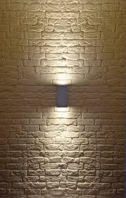 Exterior Wall Sconce Light Fixtures Big Theo Up Down Exterior Wall Sconce By Slv Lighting 229574u