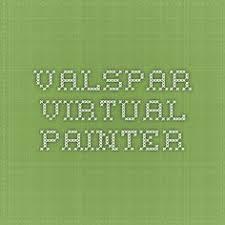 valspar virtual painter vibrant trolley virtual painter pinterest