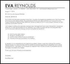 example cover letter volunteer coordinator best resumes