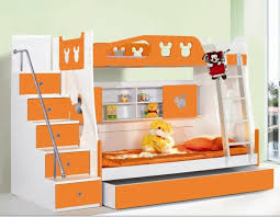 Bunk Beds With Wardrobe Mdf Children Bunk Bed Wardrobe Bunk Bed From Bridgesen Furniture