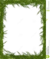 pine tree clipart tree border pencil and in color pine tree