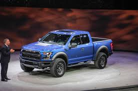 Ford Raptor Truck Wheels - 2017 ford f 150 svt raptor adds 3 5 liter ecoboost 10 speed automatic