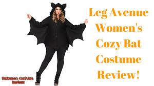 bat costume leg avenue women s cozy bat costume review
