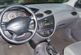 Ford Focus 1999 Interior List Of Options And Versions By Ford Focus Ford Focus Zx5 Se