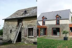 maison rénovée avant après maison ancienne rénovée avant après bureaux prestige