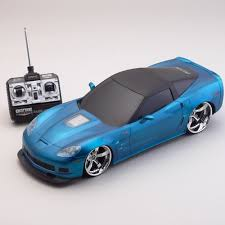 remote corvette c6 z06 1 10 scale corvette rc car cb3 xd680