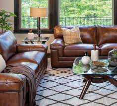 Best  Brown Leather Sofas Ideas On Pinterest Leather Couch - Family room leather furniture