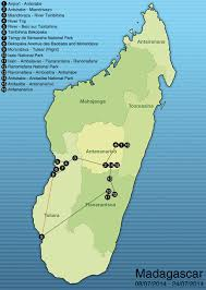 Madagascar Map Cindy U0027s Travel Blog Blog Archive Madagascar The World U0027s