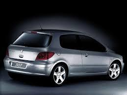 peugeot 307 peugeot 307 3 doors specs 2001 2002 2003 2004 2005