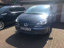 peugeot 206 price used 2010 peugeot 807 hdi s for sale in bucks pistonheads