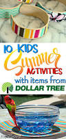 10 kid u0027s summer activities using dollar tree items activities