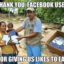 Facebook Likes Meme - save a life like a facebook status today by kickassia meme center