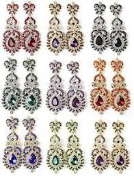 Sparkly Chandelier Earrings Chandelier Earrings Ebay