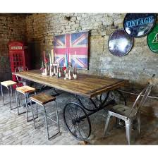 industrial style pub table reclaimed wood farmhouse table reclaimed wood pub tables on