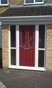 Front Doors For Homes 9 Best Edwardian Composite Doors Images On Pinterest Red Doors