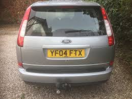 ford focus 2 0 c max ghia 5dr manual for sale in preston