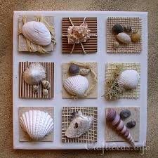 bathroom craft ideas now i can do something with my shell collection i would