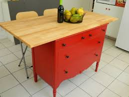 diy kitchen island table