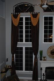 2 story window treatments