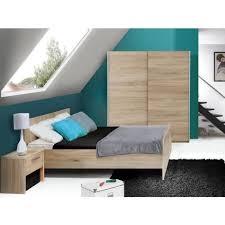photo chambre adulte capricia chambre adulte complète style contemporain décor chêne