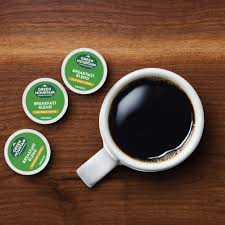 keurig k cups light roast green mountain coffee breakfast blend single serve keurig k cup pods