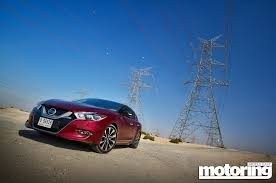 maxima nissan 2016 2016 nissan maxima video reviewmotoring middle east car news