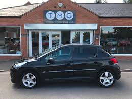 used peugeot 207 sportium manual cars for sale motors co uk