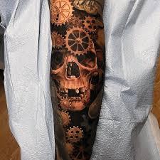 tattoo 3d mechanical 50 mechanic tattoos for men masculine robotic overhauls