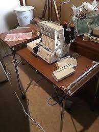 fold away sewing machine table folding table x 2 other home garden gumtree australia camden