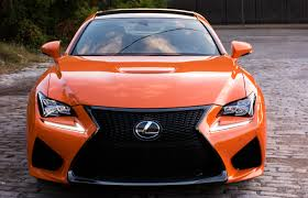 lexus rc 2016 lexus rc f review u2013 the fastest pumpkin around the truth