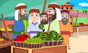 jesus and the samaritan woman bible stories for children youtube
