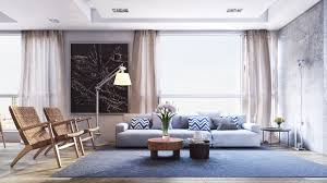 Stunningly Beautiful  Modern Apartments By Koj Design - Beautiful apartments design