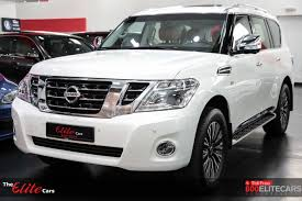 nissan platinum 2016 nissan patrol se platinum al masaood warranty the elite cars for