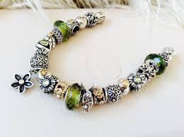 bracelet pandora murano images Pandora olive green murano pandora jewelry pinterest pandora jpg