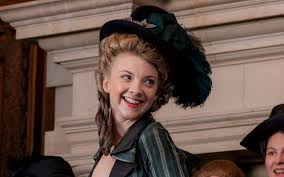 natalie dormer w e the scandalous w why the s new period drama sounds