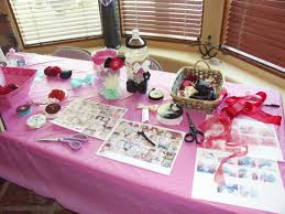 headband supplies baby shower headband station supplies from walmart michael s and