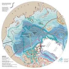Arctic Map Map Of The Week