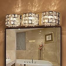 bathroom crystal light fixtures fascinating bathroom crystal light fixtures amazing vanity realie
