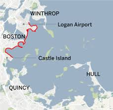 Boston Logan Airport Map Inner1 Png