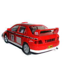 mitsubishi evolution 1 kinsmart 1 36 scale mitsubishi lancer evolution vii wrc buy