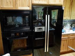 black kitchen appliances how to decorate a kitchen with black appliances