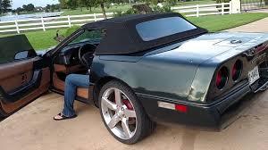 1990 corvette review 1990 corvette convertible